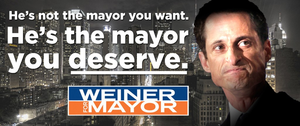 WEINERFORMAYOR